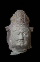 Tianlongshan Guardian Head BMU.1937.1013.2 main photo