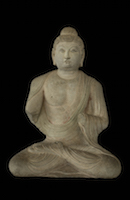 Tianlongshan Buddha Seated HAR.1943.53.22 main photo