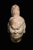 Tianlongshan Guardian Head HAR.1943.53.40 main photo