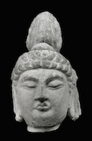 Tianlongshan Bodhisattva Head KMA.UNKNOWN.1 main photo