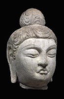 Tianlongshan Buddha Head KMA.UNKNOWN.2 main photo
