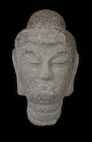 Tianlongshan Buddha Head MOK.BC.40.2 main photo