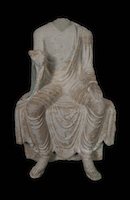 Tianlongshan Buddha Seated NEL.32.65.2 main photo