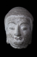 Tianlongshan Buddha Head NEL.F99.29 main photo