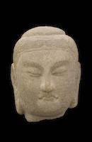 Tianlongshan Buddha Head OSA.8451 main photo
