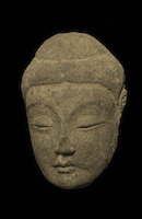 Tianlongshan Buddha Head PMA.1927.50.5 main photo