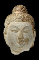 Tianlongshan Buddha Head RIC.UOC.620 main photo