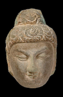 Tianlongshan Buddha Head RIC.UOC.635 main photo