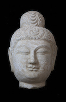 Tianlongshan Buddha Head RMV.2334.2 main photo