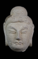 Tianlongshan Buddha Head RMV.2334.3 main photo