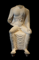 Tianlongshan Buddha Seated TNM.TC449 main photo
