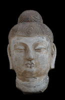 Tianlongshan Buddha Head TNM.TC92 main photo