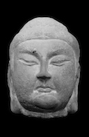 Tianlongshan Buddha Head UNK.UOC.606 main photo