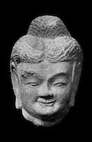 Tianlongshan Buddha Head UNK.UOC.621 main photo