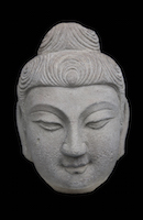 Tianlongshan Buddha Head WWA.1951.95 main photo