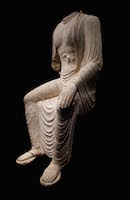 Tianlongshan Buddha Seated TNM.TC449 perspective 2